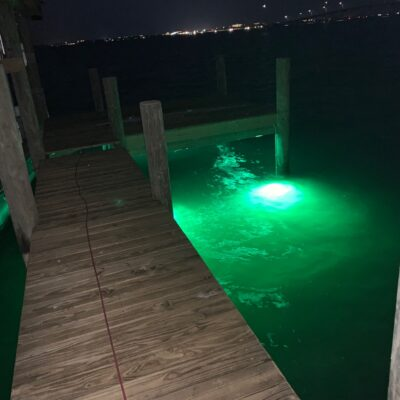Fishing Light Installation Brevard County FL