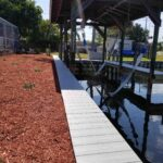 Seawall and Composite Dock Repair Brevard County FL